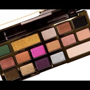 Too Faced Gold Chocolate Bar Eyeshadow Palette